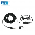"JJC SGM-38 Omnidirectional Lavalier Microphone for 3.5mm or 1/4"" microphone jack"