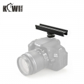 Kiwifotos CS-15 Cold Shoe Flash Extension Bar CS15 150MM for LED Mic etc DSLR Camera
