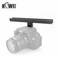 Kiwifotos CS-20 Cold Shoe Flash Extension Bar CS120 200MM for LED Mic etc DSLR Camera