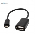 Proocam Micro USB to USB Port Cable data (OTG design )