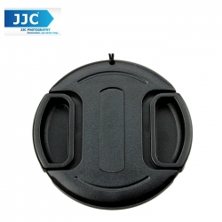 JJC LC-49 Universal 49mm Lens Cap Cover for Canon Nikon Sony Fujifilm Camera
