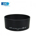 JJC LH-47 Lens Hood for Nikon AF-S Camera NIKKOR 50mm f/1.4G f/1.8G (HB-47)