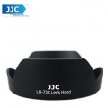 JJC LH-73C Replacement Lens Hood for CANON 10-18mm f4.5-5.6 IS STM Lens (EW-73C)