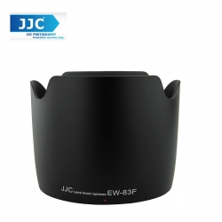 JJC LH-83F Replacement Lens Hood for Canon EF 24-70mm f/2.8L USM (EW-83F)