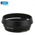 JJC LH-JX100 Metal Lens Hood Adapter Ring for Fujifilm X100 X100S X100T (Black)