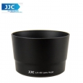JJC LH-63 Replacement Lens Hood for Canon EF-S 55-250mm f4-5.6 IS USM Lens (ET-63)