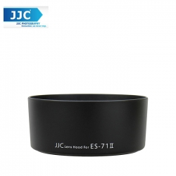 JJC LH-71II Replacement Lens Hood for CANON EF 50mm f/1.4 USM Lens (ES-71II)