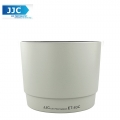 JJC LH-83C(W) White Lens Hood for Canon EF 100-400mm f/4.5-5.6L IS USM Camera Lens ( ET-83C )