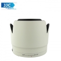JJC LH-87(W) White Lens Hood for Canon 70-200mm f/2.8L IS II USM Zoom Camera Lens ( ET-87 )