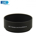 JJC LN-55s 55mm Metal Lens Hood Shade for Camera Lens (Universal Filter )