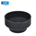 JJC LS-72S 72mm Stage Collapsible Silicone Standard Lens Hood for Camera
