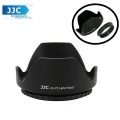 JJC LS-72 (72mm) Universal flower Screw-in Lens Hood for Standard Zoom Lens (Reverse Mount Possible)*
