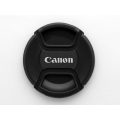 58MM Canon lens cover / lens cap