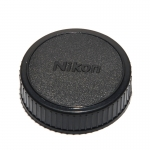 Nikon Body & Rear Lens Cap/Cover 2pcs Set