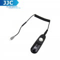 JJC S-C1 S Controller Sutter Release Cable Wired for Canon EOS 50D 5D Mark III 7D 1D