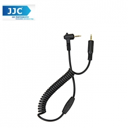 JJC Cable-D Remote Control Cable for For Panasonic DMC-GH4 DMC-GX7 DMC-GH3 DMC- FZ200 DMC- FZ150 (DMW-RSL1)
