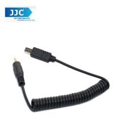 JJC Cable-F2 Cord Shutter Cable For Sony A58 NEX-3NL A7 A7R A7S A3000 A5000 A6000 HX300 Camera