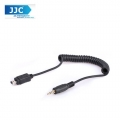 JJC Cable-M Remote Control Cable for Nikon D7200 D5300 D5500 D3200 D600 D90 Camera (MC-DC2)