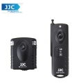 JJC JM-B(II) Wireless Shutter Remote Release for Nikon D3 D300 D4 D700 D800 Camera