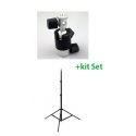 Prootech Flash Ballhead with Stand Set