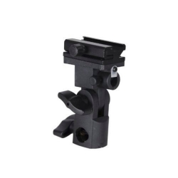 Proocam FH-B012 Flash Speedlite  Hot Shoe Holder Light Design for Light Stand