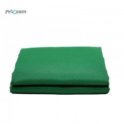 Proocam B-33G Muslin Photo Video Backdrop Background 3 X 3 meter - Green
