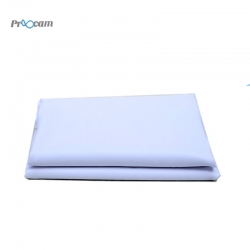 Proocam B-33W Muslin Photo Video Backdrop Background 3 X 3 meter - White