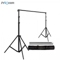 Proocam BG280 Heavy duty Backdrop Background Stand support Kit Set with Bag ( 2.88  X 3meter )