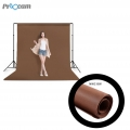 Proocam NWC-BW Non woven cloth Professioanl Backdrop background for Photographer -Brown (3X6meter)