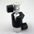 Ball Head Shoe Mount Umbrella Bracket – for light stands (MC1033E)