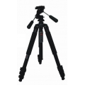 Beike/Manbily MBL-620 Professional Travel Tripod Kit Complete With 3-d Head