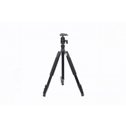 Buffalo Pro-60M with BH-10M Ballhead Tripod for DSLR Camera