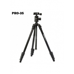 Buffalo Pro-35 35 Professional Tripod with carry bag for Camera DSLR