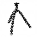 Octopus Design Small Tripod -Black and  White