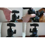 Manbily MBL-112 Monopod  With Ball Head