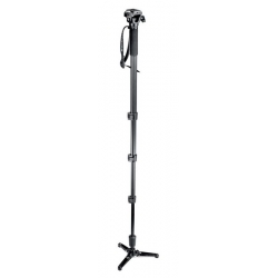 Manfrotto 560B 1  Fluid Video Monopod with Head