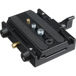 Manfrotto 577 Rapid Connect Adapter with Sliding Mounting Plate(501PL)