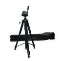 Parco PT939 Professional Tripod for Camera Mobile DSLR and Videocam