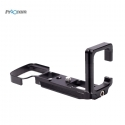 Proocam Sony A6300 A6500 Metal Quick Release L-Plate Bracket Hand Grip Arca-Swiss Mount