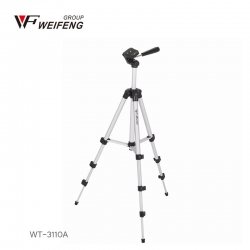 Weifeng WT-3110A Light Travel Tripod for Digital Camera and Mobile