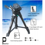 Yunteng YT-950 Fluid Drag Head For Video Studio Camera Tripod Head Action 2 Plates