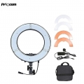 PROOCAM RL-18 240PCS beads LED ring light for video make up photo Light colour