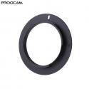 PROOCAM M42-EOS Converter Lens M42 lens to Canon Eos Camera