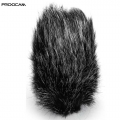 PROOCAM MF-21 Large Outdoor Microphone Furry mic Windscreen Muff for Takstar SGC598 , Nonsha NA-Q7 ,Rode VIDEOMIC