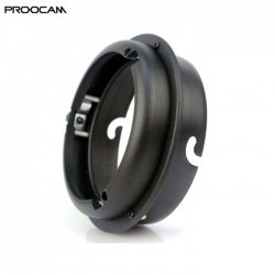Proocam elinchrom to bowens mount Adaptor for Godox Jinbei Nice foto soft box equipment