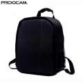 Proocam 1705 Dslr Camera Travel backpack Anti-theft for Camera Lens Flashlite Speedlite accessories Video backpack bag