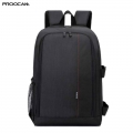 Proocam 8018 Dslr Camera Laptop backpack 15.6 17 inch Anti-theft Camera Video backpack bag