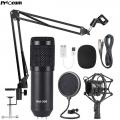 Proocam BM800 Microphone Vocal Stand Kit set Broadcast Condenser Studio Mic LIVE PC mobile phone