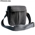 Proocam D12 Shoulder Loader Bag Camera Case Sling Mirrorless DSLR Canon Fujifilm Nikon Sony A6000 A6500 A6300