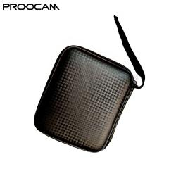 Proocam D25 2.5 inch hard disk case holder Carbon fiber design (Black)